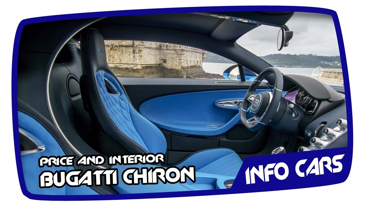 bugatti chiron 2018 price. simple 2018 hot news 2018 bugatti chiron price and interior intended bugatti chiron price