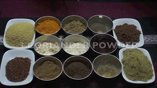 How To Make Jamaican Curry Powder