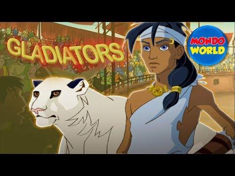 ГЛАДИАТОРЫ: ЗАГОВОР | мультфильм для детей | полный фильм онлайн | анимационный фильм