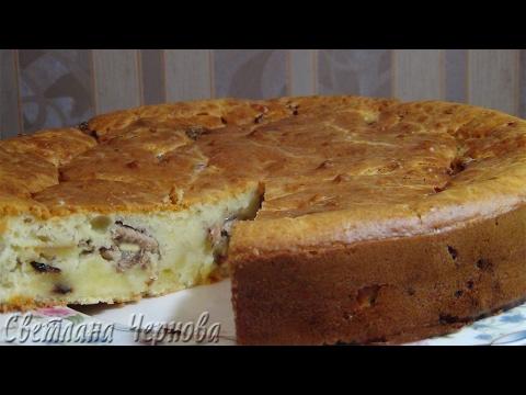 Пирог с рыбой 99 рецептов с фото рецепты с