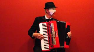 Phantom of the Opera, Roland FR-8x V-Accordion, Richard Noel