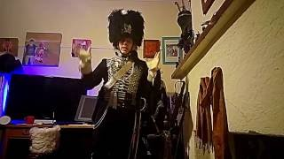 Hussar uniforms through the ages