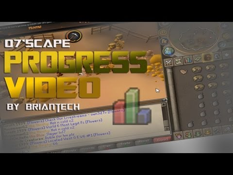 Runescape 2007 Progress Video Episode 7 / AFK MONEY MAKING !!!! / 2013 Commentary