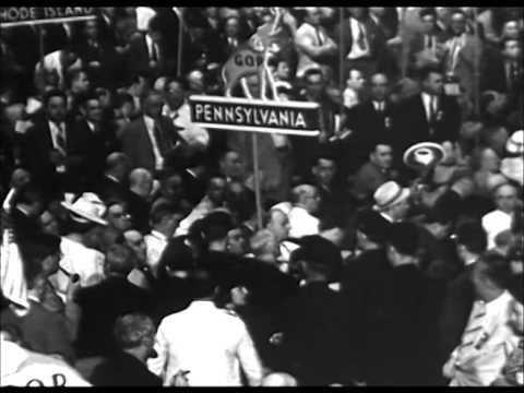 Republican Convention in Philadelphia (1940)