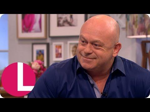 Ross Kemp On Filming In War Zones And EastEnders Return | Lorraine