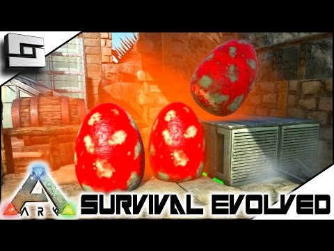 ARK: Survival Evolved - DISPOSABLE DINO ARMY! S3E77 ( Gameplay )