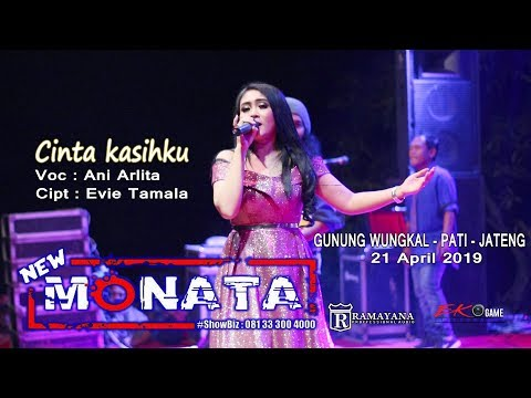 NEW MONATA - CINTA KASIHKU - ANI ARLITA - RAMAYANA AUDIO