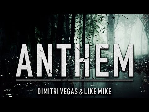 Dimitri Vegas & Like Mike - Anthem (Tomorrowland 2013 Intro) [10K GIFT]