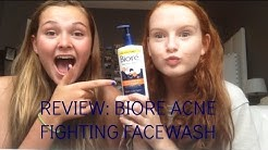 hqdefault - Biore Ice Acne Fighter Face Wash