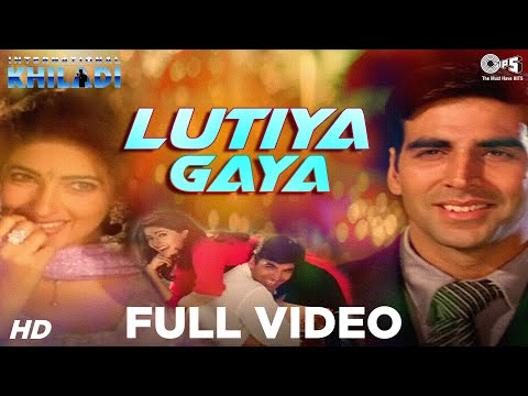 Akshay Kumar's Lutiya Gaya - International Khiladi | HQ