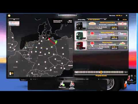 [PL] Linux gry: beta Euro Truck Simulator 2 modowanie