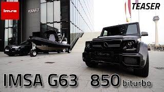 IMSA G63 850biturbo  - TEASER -
