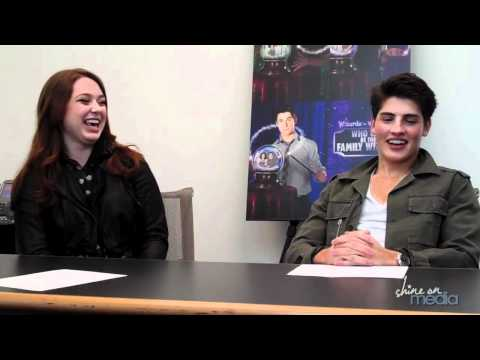 Jennifer Stone & Gregg Sulkin : Wizards of Waverly Place Finale