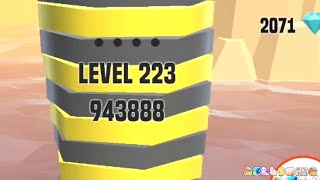 New WORLD RECORD HiGHSCORE Fire Balls 3D Level 222 223 New Update Ashbgame