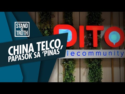 Stand for Truth: China TELCO, papasok na sa 'Pinas?