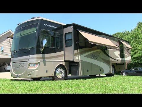 2007 Fleetwood Discovery 39V Luxury Class A Diesel Motorhome Walk-through Tutorial