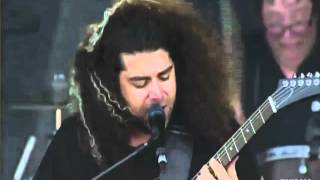 Coheed and Cambria - Sentry The Defiant, Live at Hangout Music Fest