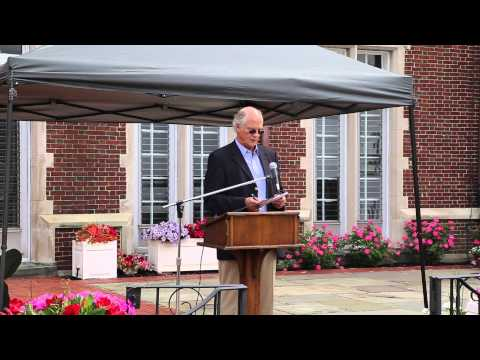 Preservation Days at Rutherfurd Hall,  Remarks by Guy Rutherfurd
