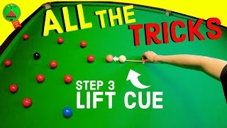 How To Play Innovative Snooker Shots