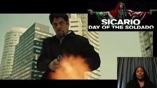 SICARIO 2 Trailer 3 (2018)   Reaction