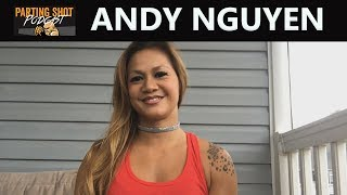Andy Nguyen Talks RIZIN 13 Matchup, Donny Aaron Domestic Violence Incident & Training at SFS