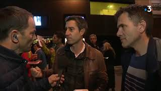 Francois Ruffin et Gilles Perret :