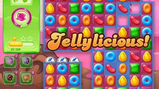 Let's Play - Candy Crush Jelly Saga iOS (Level 61 - 68)