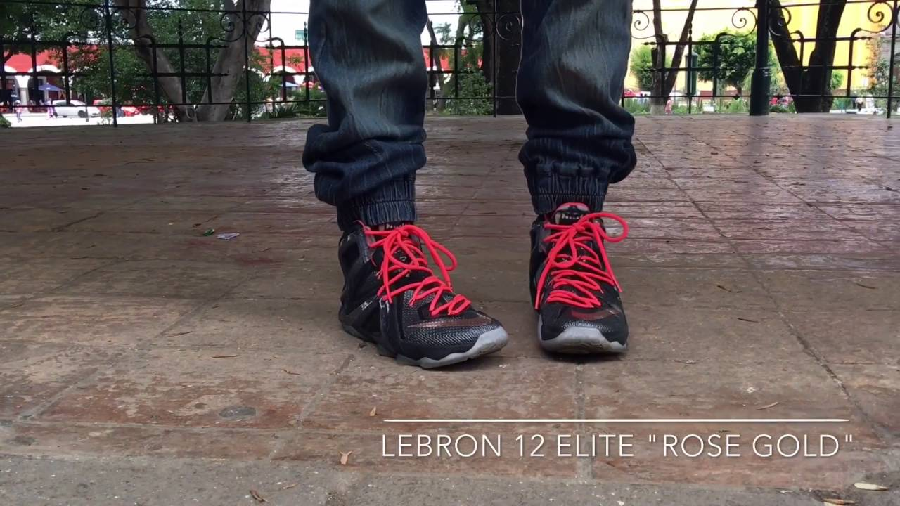 quality design 02cb8 056ac Nike LeBron 12 Elite