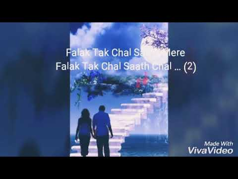 falak tak chal |romantic song| udit  narayan |30 sec whats app vedio/%%%##$$%&&