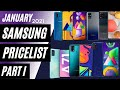 - Prices Drop Alert!  Samsung Price List in the Philippines Updated January 2021