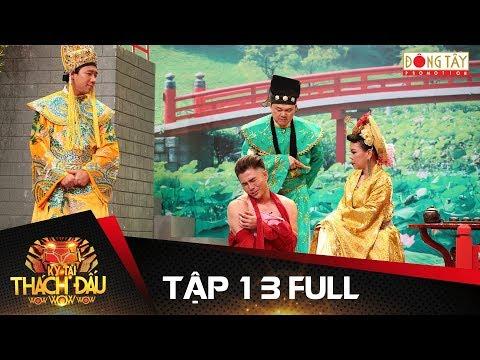 """Kỳ Tài Thách Đấu 2017   Tập 13 Full: Will 365, Thanh Duy Idol, Miko Lan Trinh hát """"Bay"""" bolero thumbnail"""
