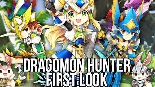 Dragomon Hunter (Free MMORPG): Watcha Playin