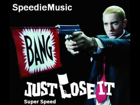 Eminem - Just Lose It Super Speed