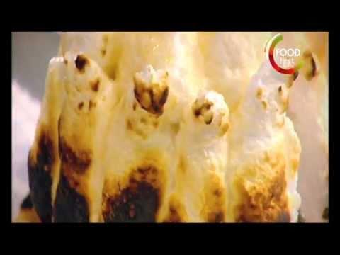 How to prepare Baked Alaska - Gordon Ramsay - Tasty , quick, sugary, Yummy