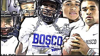 #1 Team in the Nation St John Bosco vs San Clemente in a 2nd round CIFSS Playoff Matchup