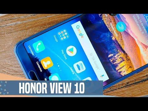 Honor View 10: el nuevo FLAGSHIP KILLER