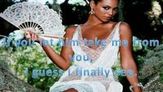 beyonce if lyrics