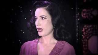 Dita von Teese and her signature scents