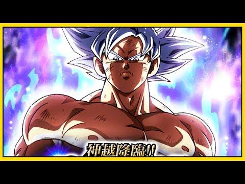 SURVIVING THE SPIRIT BOMB! NEW Ultra Instinct Goku DOKKAN BOSS FIGHT! Dragon Ball Z Dokkan Battle