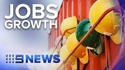 Unemployment climbs despite strong jobs growth | Nine News Australia