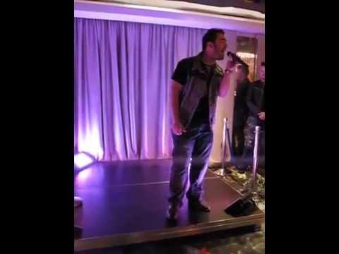 """Sunborn Hotel Gibraltar - Ashley Baglietto """"Hotel California"""" by Eagles - Harley Night"""