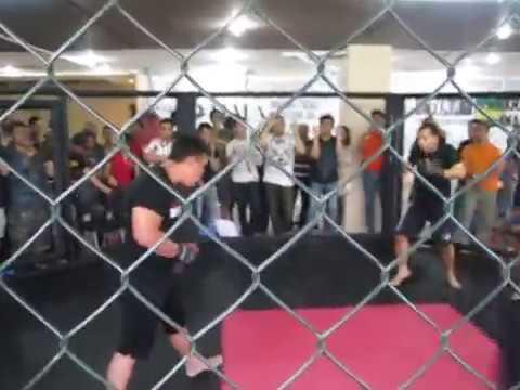 Silat Merpati Putih VS Brazilian Jiu Jitsu