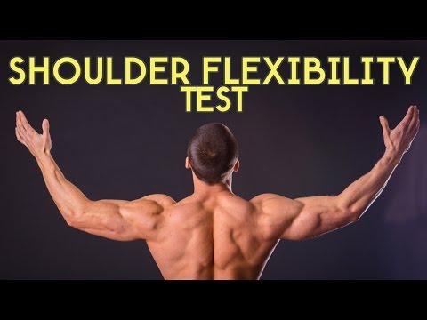 Shoulder Flexibility Test Are Your Shoulder's Good or Bad?
