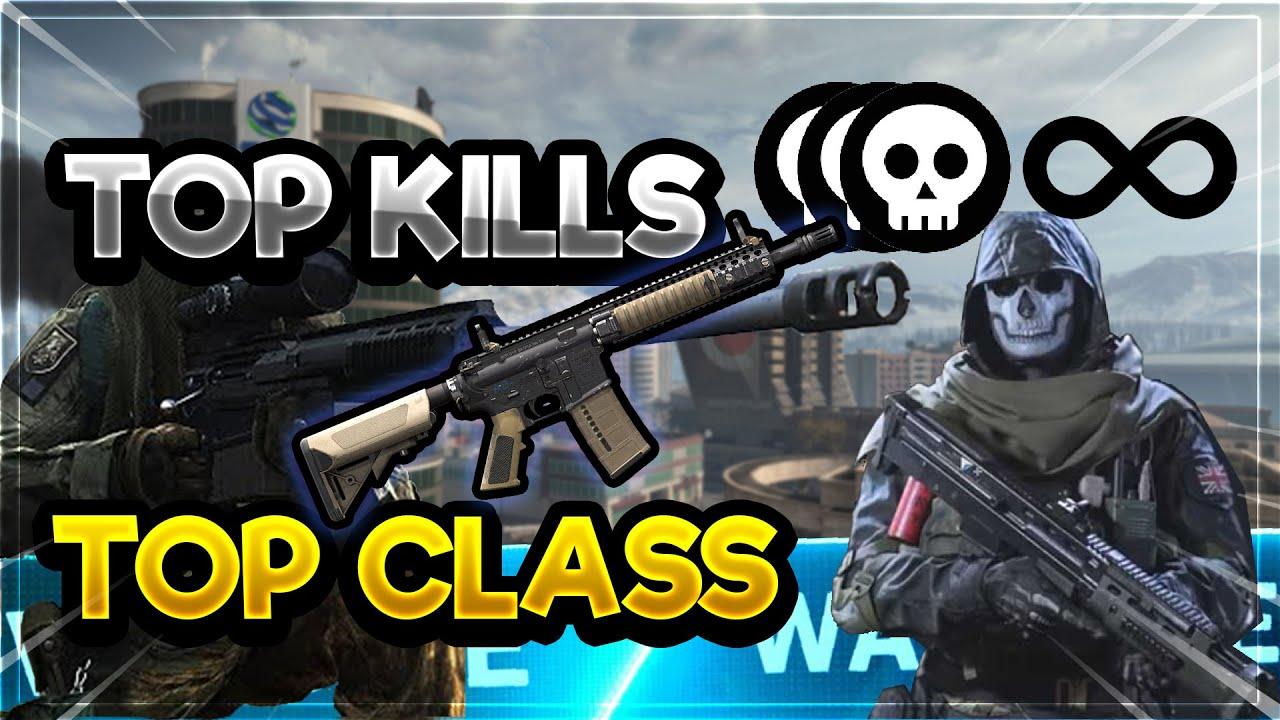 Meilleur classe warzone, Meilleurs kills (Gros montage.exe)