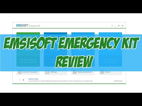 Emsisoft Emergency Kit Review