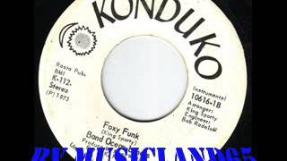 Download Band Ocean Liners - Foxy Funk MP3 song and Music Video