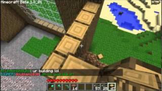Minecraft Server Build 1