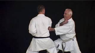 DVD Karate kata bunkai Shotokan avec sensei Jean-Pierre Lavorato Vol. 2