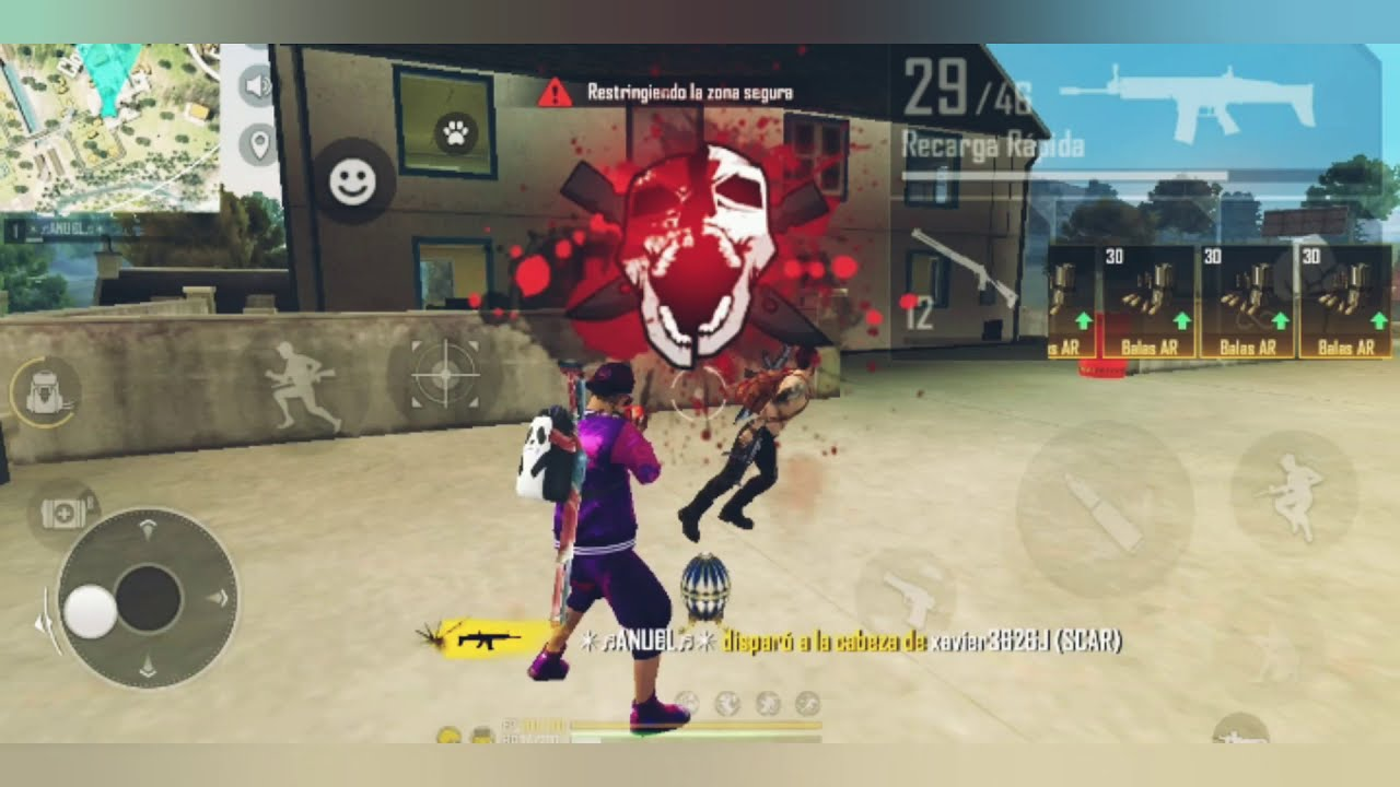 Download 1 KILL BAILE EN TANGA FREE FIRE