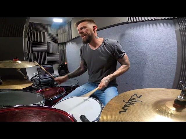 Drum practice clip (Heavy)